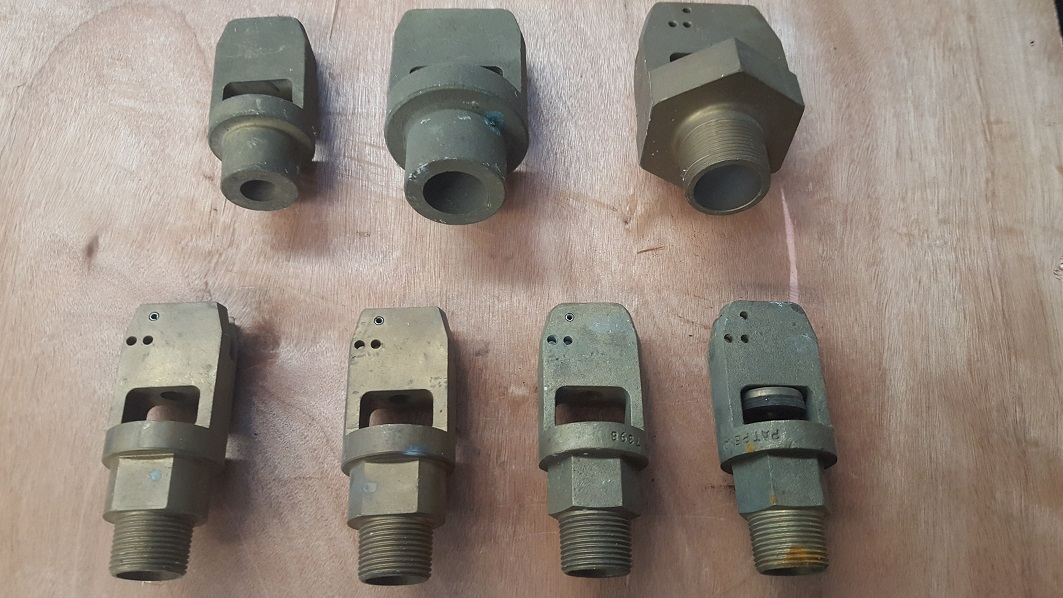 Early model float valves 2